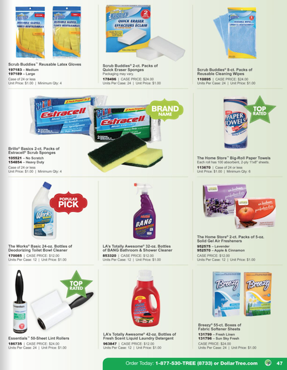 Dollar Tree Black Friday ad 47