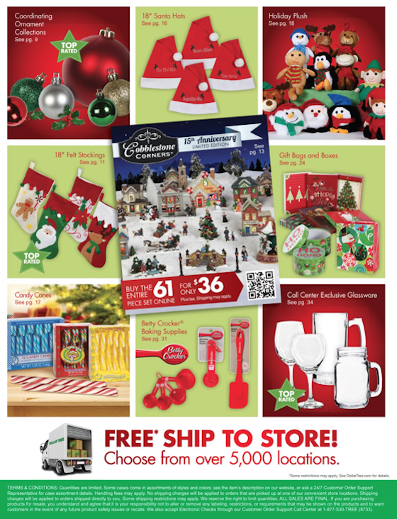 Dollar Tree Black Friday ad 48
