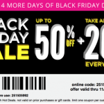 Payless Black Friday Deals
